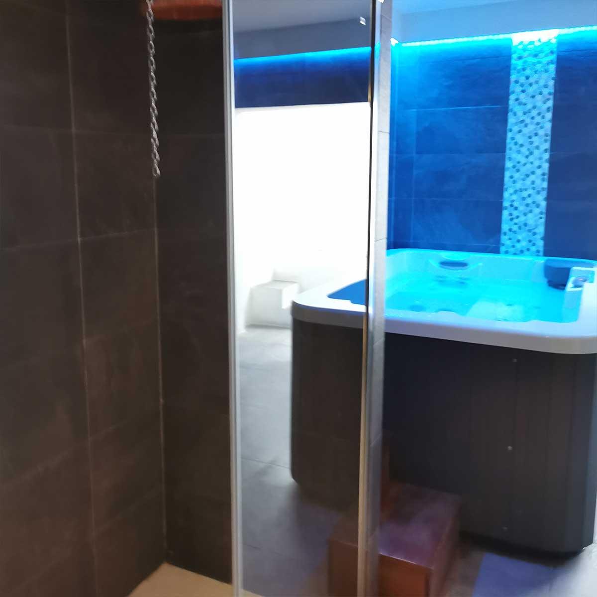 Servicios: En el Hotel Petit Palau disponemos de servicio de Spa Privado